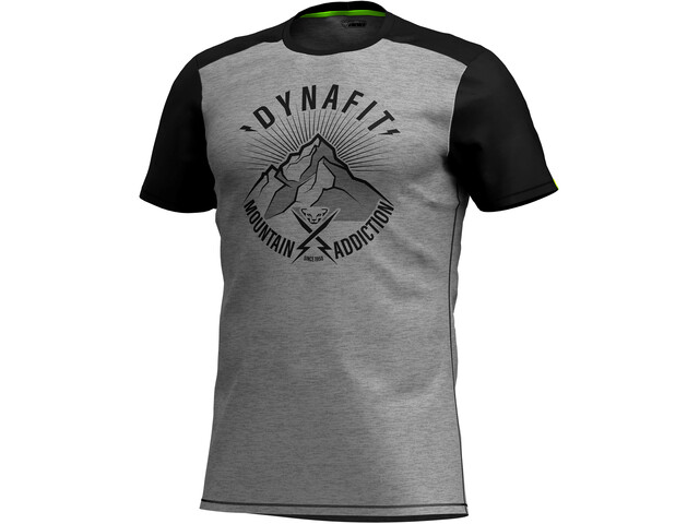 Dynafit Transalper Light Camiseta Manga Corta Hombre, black out